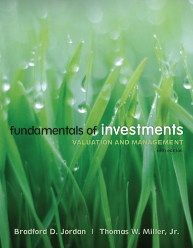 Fundamentals of Investments w/S&P card + Stock-Trak...