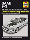 Haynes Workshop Manual Saab 9-3 98-02 (R to 02 reg)