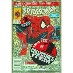 Spider-Man #1 The Legend of the Arachknight Special Poly Bagged Collector's Item (Torment Part One of Five, Volume 1)