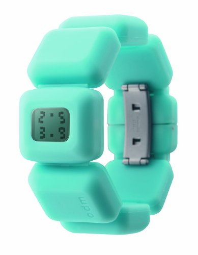 o.d.m. Unisex DD105-4 Chocolate Series Baby Blue Watch