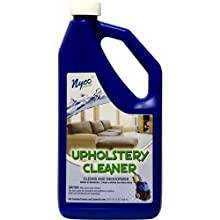 Nyco Products NL90380 Cleans and Deodorizes Upholstery Cleaner, 3.0 - 6.0 pH, 1 qt Bottle (Case of 6)