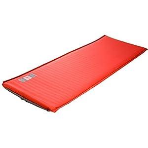Exped SIM Comfort Sleeping Pad Red/Grey, 10 Deluxe LW