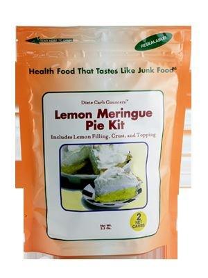 Carb Counters Lemon Meringue Pie Kit, 3.5 oz.