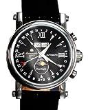 [エアロマチック1912]aeromatic1912 腕時計 ドイツ製 自動巻 カレンダー クラシックモデル A1032【並行輸入品】