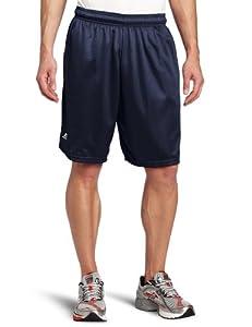 Russell Athletic Men's Mesh Pocket Short, Navy, Medium