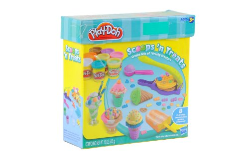 Play-doh Scoops 'N Treats (Play Dough Scoops And Treats compare prices)