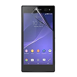 Stuffcool Crystal Clear Screen Protector Screenguard for Sony Xperia C3 / C3 Dual (CCSYC3)