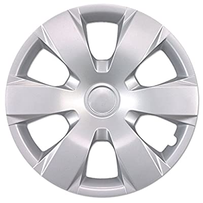 Set of Four Silver Replica 2007 - 2008 16 inch Toyota Camry Hubcaps