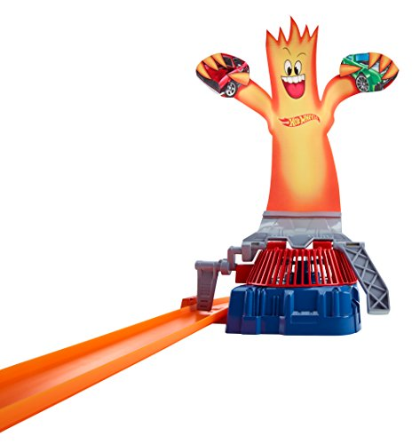 Hot Wheels Track Builder Fan Man Accessory - 1