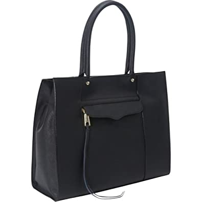 Rebecca Minkoff Medium MAB Tote (Black)