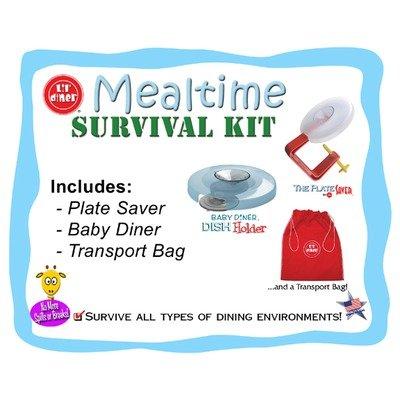 Lil' Diner Mealtime Survival Kit