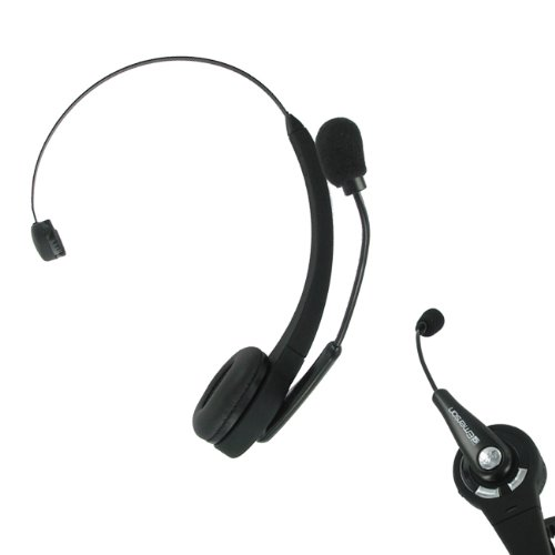 Emerson Over The Head Bluetooth Headset (Em-237C)