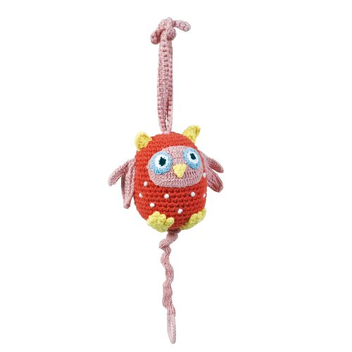 sindibaba-hand-crocheted-musical-pull-toy-owl-red