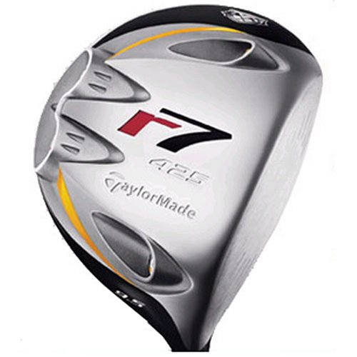 TaylorMade Men's r7 Quad 425 Driver (Right-Handed, 10.5 Degree Loft, RE-AX Graphite Regular Shaft)
