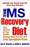 img - for The MS Recovery Diet [Paperback] book / textbook / text book