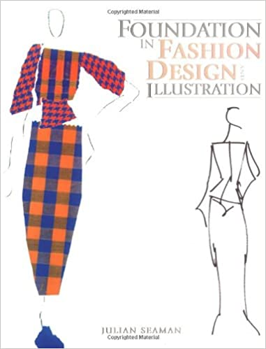 Amazon Fashion Design Books Foundation in Fashion Design