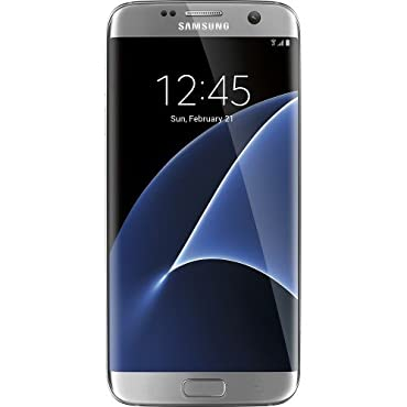 Samsung Galaxy S7 Edge SM-G935F 32GB GSM Unlocked Phone (Titanium Silver)