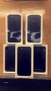 Factory Unlocked Apple iPhone 7 32GB (Black) Smartphone!