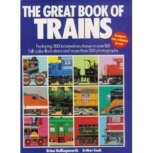 Great Book of Trains, The