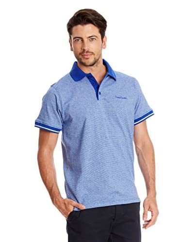 Pierre Cardin Polo Pin Azul Royal