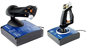 Saitek X45 Digital Throttle & Stick ( Windows PC ) from Saitek