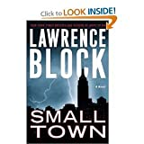 Small Town - Large Print Edition (0060536039) by Block, Lawrence
