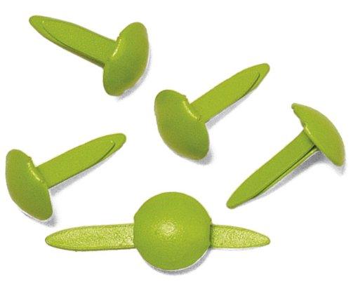 Rayher - 7939211 - tachuelas, redondo, diámetro 4 mm, diseño 75 pcs, verde