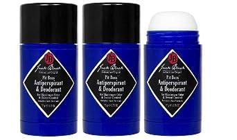 Jack Black Pit Boss Antiperspirant & Deodorant (Quantity of 3)