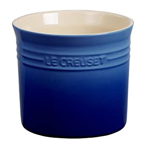 Le Creuset 2.25-qt. Stoneware Utensil Crock
