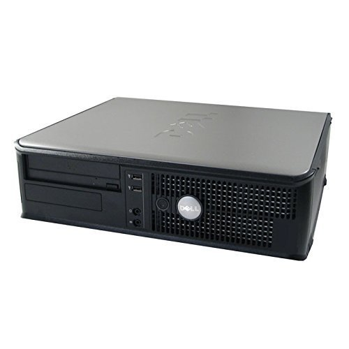 Dell Optiplex 745 Computer, Featuring Intel 1.8GHz Dual-Core Processor, 2GB DDR2 High Performance Memory, 80GB SATA Hard Drive, Windows XP Pro with Restore CD