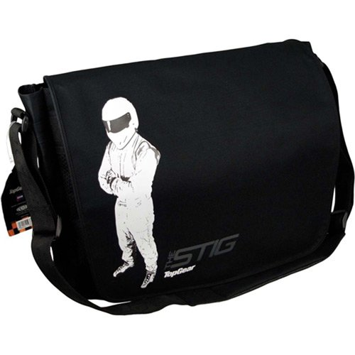 Top Gear - The Stig Messenger Bag