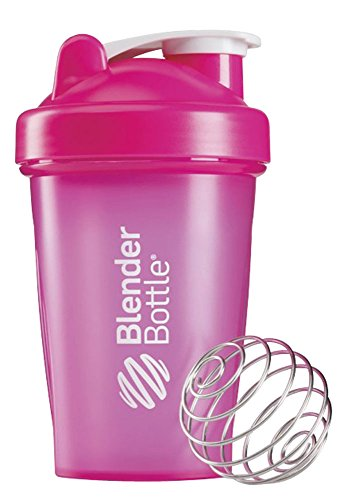 Blenderbottle Classic Shaker Bottle, 20-Ounce, Pink/Pink