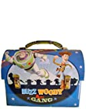 TOY Story 3 Buzz Woody Dome Classic Kids Metal Lunchbox