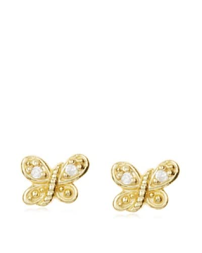 Fraydee Collection Butterfly Stud Earrings