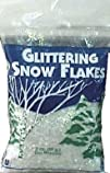 Buffalo Glittering Snow Flakes