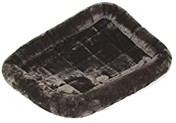 MidWest Quiet Time Pet Bed, Gray, 42\