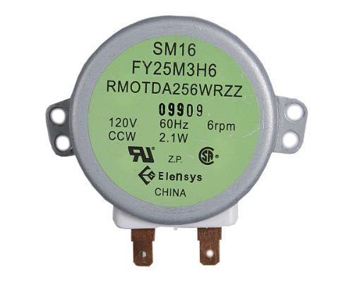 Sharp Oem Rmotda256Wrzz Damper Motor