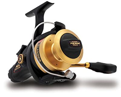 Penn Gold Label Series Slammer Live Liner Spinning Reel from Penn