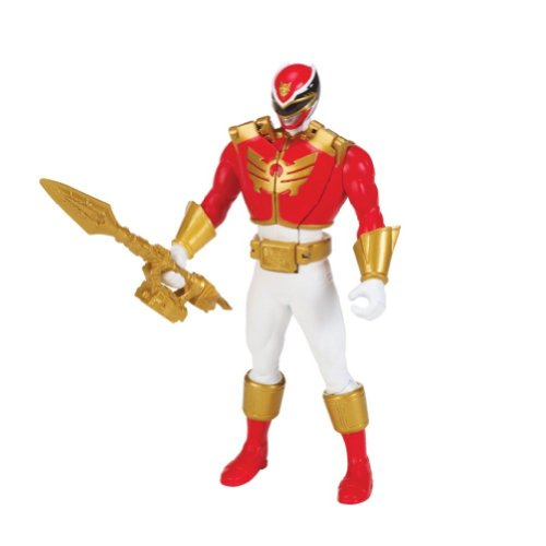 Power Rangers Megaforce Ultra Morphin Red Ranger - 1