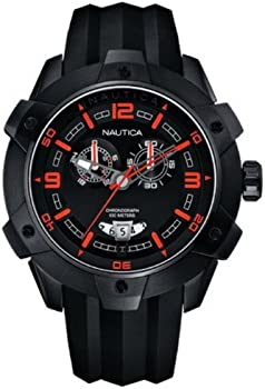 Nautica Chronograph Mens Watch