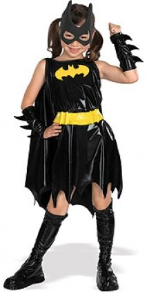 Rubies Batgirl Child, , Small (4-6)