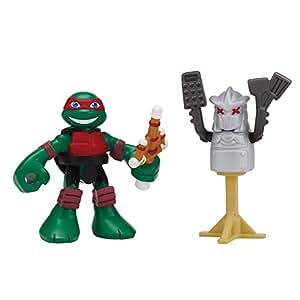 Amazon.com: Teenage Mutant Ninja Turtles Pre-Cool Half Shell Heroes