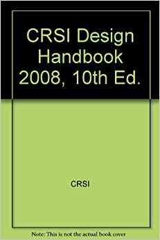 crsi manual of standard practice 28th edition pdf