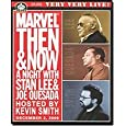 Live - Marvel: Then & Now - A Night With Stan Lee, Joe Quesada, Hosted by Kevin Smith