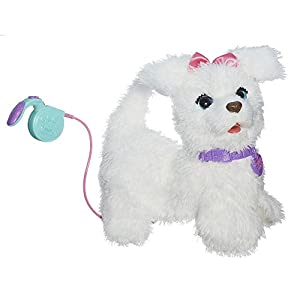 Fur Real Friends Get Up and GoGo My Walkin Pup Pet Plush