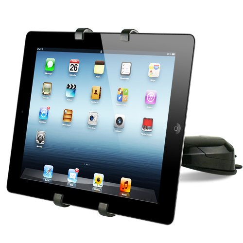 iOttie Easy Grip Universal Dashboard Car Mount Holder Cradle for The New iPad Galaxy Tab Kindle Fire Tablet PC