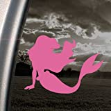 Disney Pink Decal Little Mermaid Ariel Window Pink Sticker