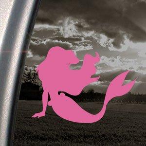 Disney Pink Decal Little Mermaid Ariel Window Pink Sticker