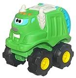 Playskool Cushy Cruisers - Rowdie Garbage Truck