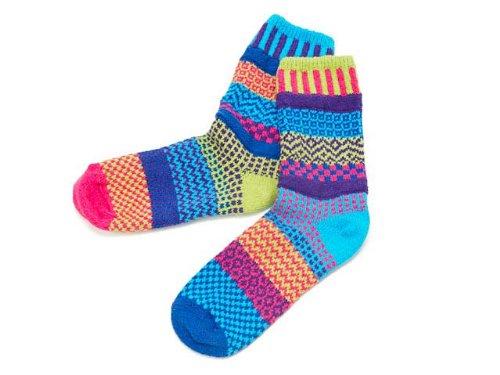 (ソルメイトソックス) solmate socks リサイクルコットン使用 Garden Series [並行輸入品]